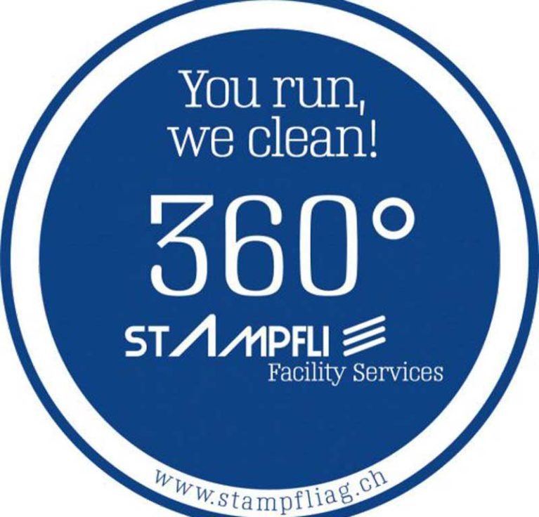 Logo you run we clean