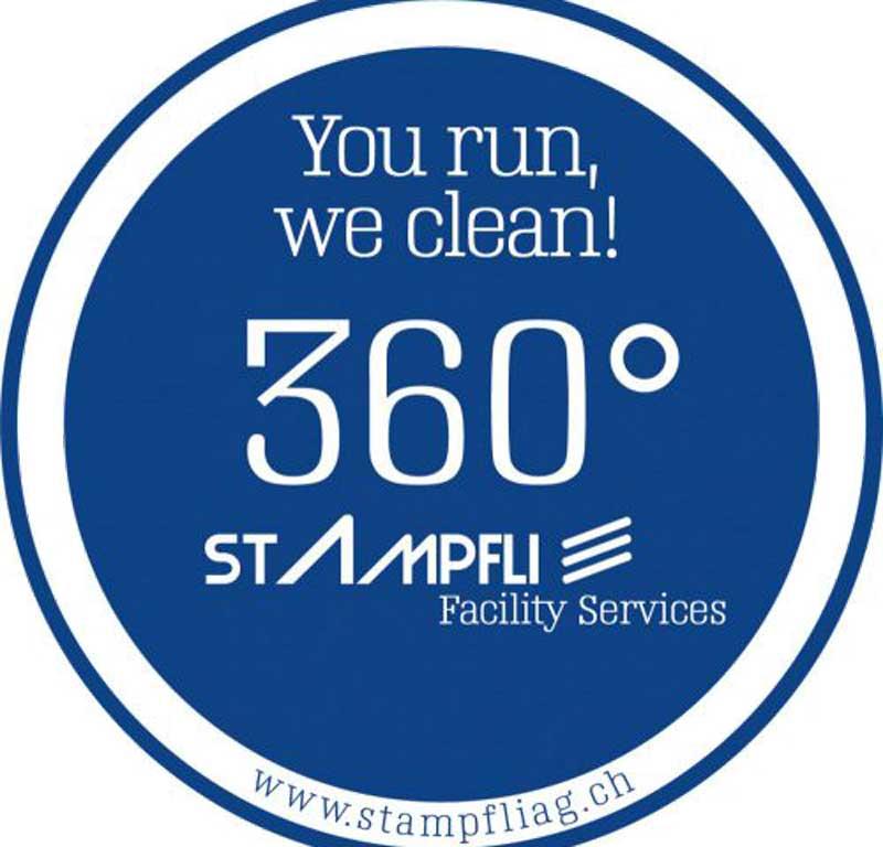 Logo you run we clean