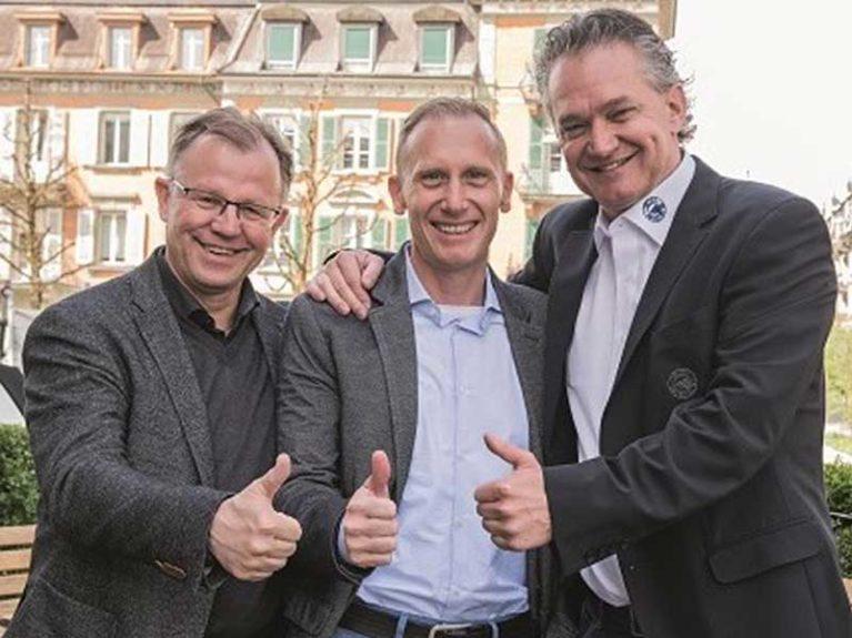 SCB Partnerschaft verlängert