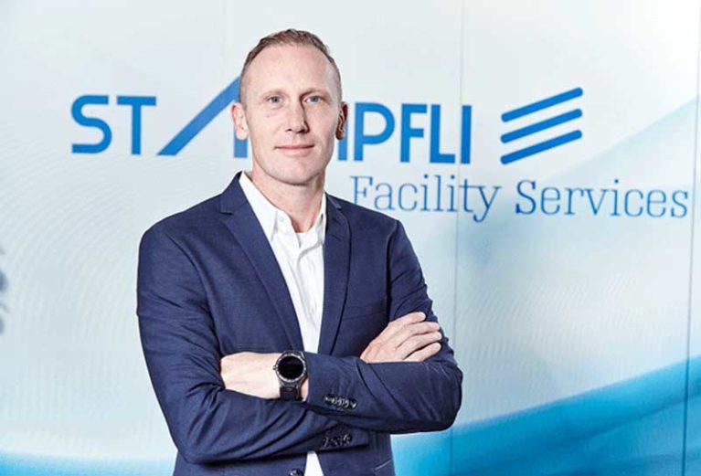 Simon Stampfli der CEO