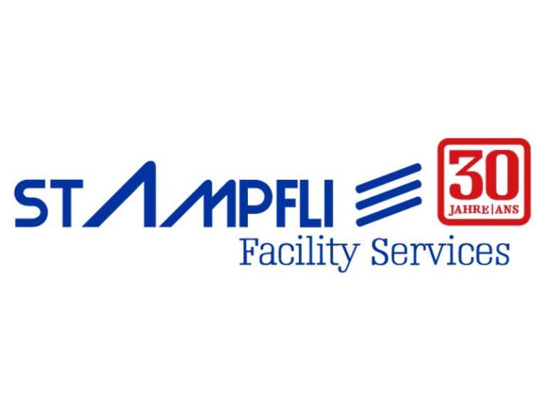 Stampfli AG Jubiläumslogo