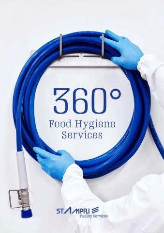 Stampflis Food Hygiene Titelbild